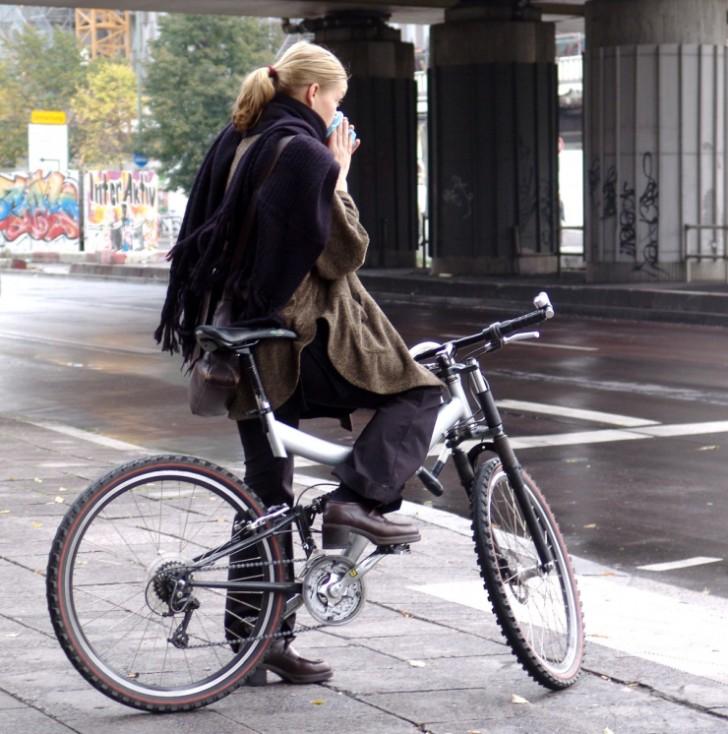 Фото женщин на велосипеде 25 фотография